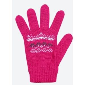 Otroci pletena Merino rokavice Kama RB203 114, Kama