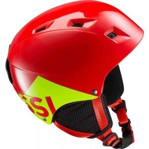 Ski čelada Rossignol Comp J rdeča RKGH508, Rossignol