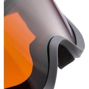 očala Rossignol Ace HP Ogledalo sivo / rumeno cil RKIG204, Rossignol