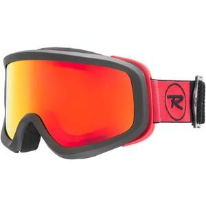 očala Rossignol Ace HP Ogledalo črna / rdeča cil RKIG205, Rossignol