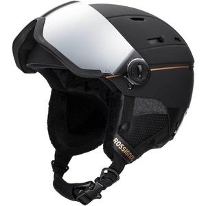 Ski čelada Rossignol Allspeed Visor Vplivi W črna RKIH400, Rossignol