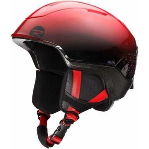 Ski čelada Rossignol Whoopee Vplivi rdeča RKIH505, Rossignol