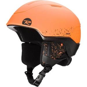 Ski čelada Rossignol Whoopee Vplivi vodil oranžna RKIH508, Rossignol