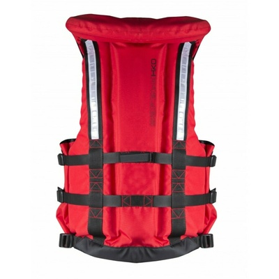 Rešilni jopič Hiko SAFETY RENT PFD rdeča, Hiko sport