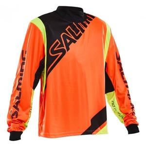 Vratar majica Salming Phoenix Vratar JSY SR Oranžna, Salming