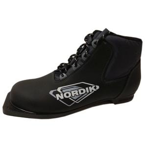 tek čevlji NN Skol hrbtenica Nordic črna N75, Skol