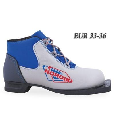 tek čevlji NN Skol hrbtenica Nordic črna N75 svetloba siva, Skol