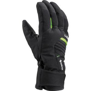ski rokavice LEKI Spox GTX črna / apno, Leki
