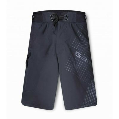 Kratke hlače za čolnarjenje Hiko GAMBIT black, Hiko sport