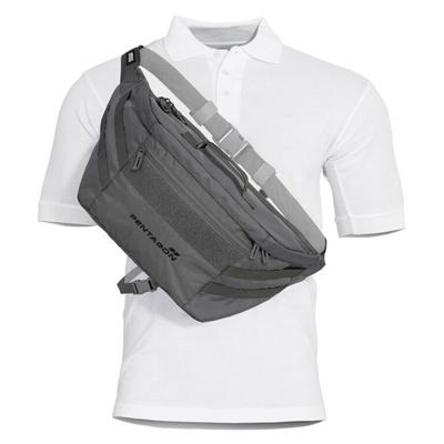 Telamon Pentagon® volčje siva torba za čez ramo, Pentagon