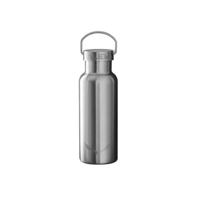 steklenica Salewa Valsura izolirana 0.45L srebrna, Salewa