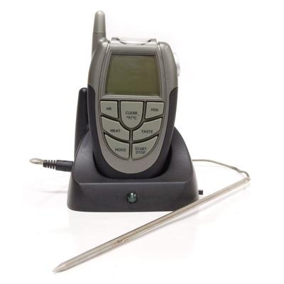 Brezžično digitalni termometer kamp Chef, Grandhall