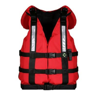 Plavalni jopič Hiko X-TREME RAFT rdeč, Hiko sport