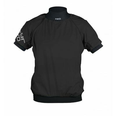 Vodna jakna Hiko ZEPHYR s kratkimi rokavi črna, Hiko sport
