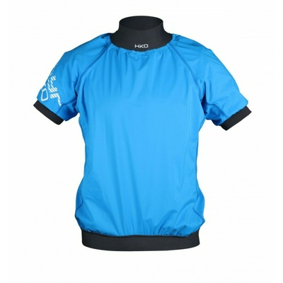 Vodna jakna Hiko ZEPHYR s kratkimi rokavi modra, Hiko sport