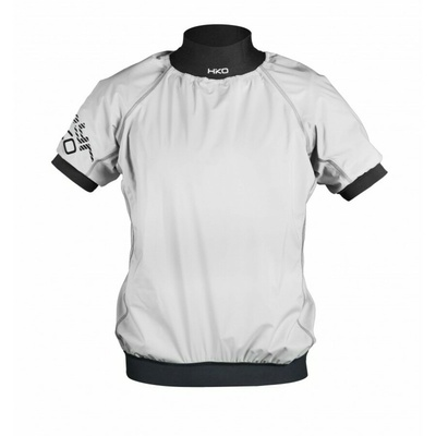 Vodna jakna Hiko ZEPHYR s kratkimi rokavi bela, Hiko sport